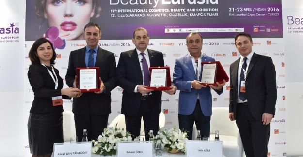 Beauty Eurasia 2016 Güzellik Fuarı Tüm Hızıyla Devam Ediyor