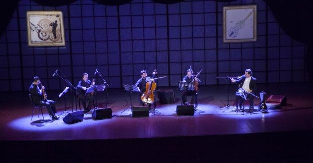 Burhan Öcal'dan Müzik Şöleni