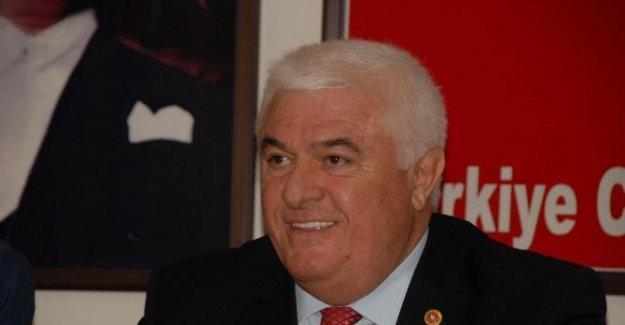 CHP'li milletvekili, ''Erdoğan'ın İsmail Kahramandan farkı yoktur'' dedi.
