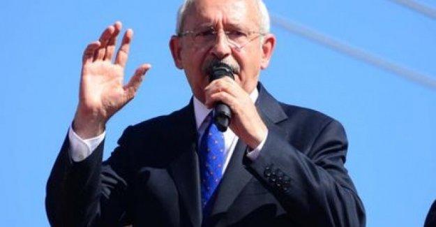 CHP Lideri Kılıçdaroğlu Konuşuyor CANLI!