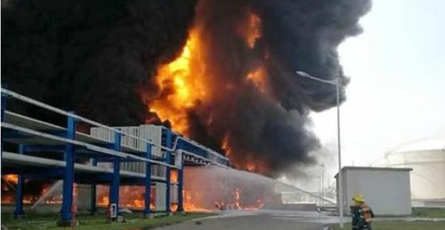 Çin'de kimyasal patlama. Hangi ülkeler tehlikede?