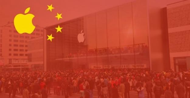 Çin yasaklıyor, Apple durmuyor!