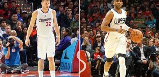 Clippers yıldızlarını kaybetti