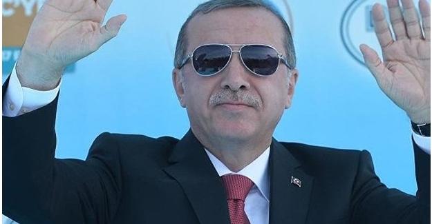 Cumhurbaşkanı Erdoğan Açılış Töreninde Konuştu!