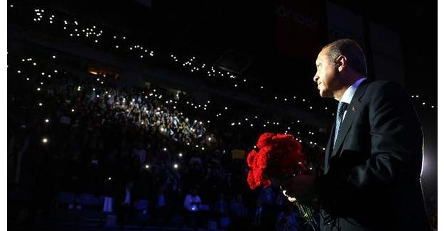 Cumhurbaşkanı Erdoğan, İmam Hatip Gençlik Buluşması'nda konuştu