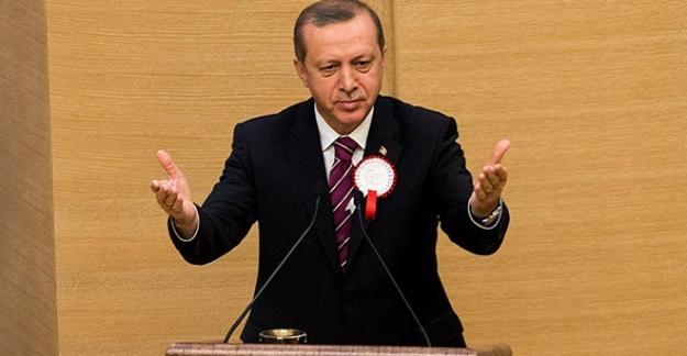 Cumhurbaşkanı Erdoğan Polis Teşkilatına Konuştu