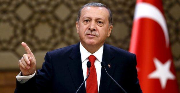 Cumhurbaşkanı Erdoğan Anayasada İslami vurgu hakkında konuştu