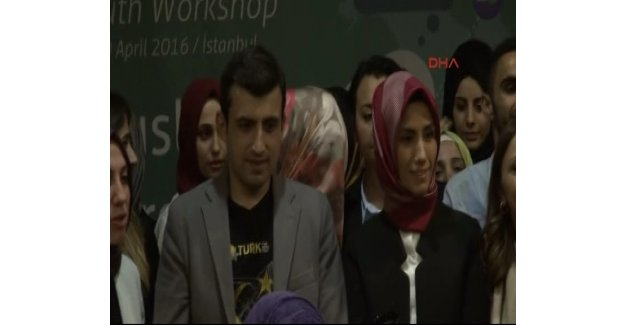 Cumhurbaşkanı kızı Sümeyye Erdoğan ile nişanlısı Selçuk Bayraktar ilk kez görüntülendi