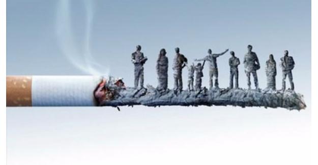 Diyanet : '' Sigara Kul Hakkına Girer''