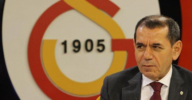 Dursun Özbek'ten Fenerbahçe eleştirisi