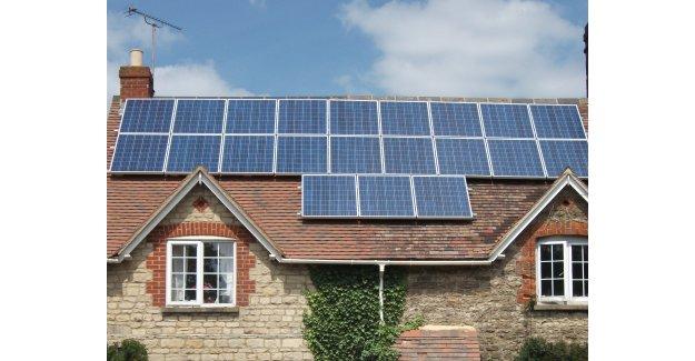 En Verimli Güneş Enerjisi Paneli Ödülü