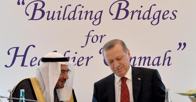 Erdoğan İslam İşbirliği Oturumunda kapanışı yapıyor