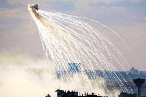 Ermenistan misket bombası kullandı iddiası