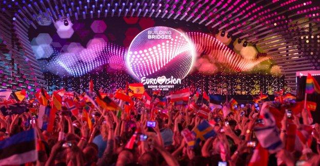 Eurovision'da hangi ülkelerin bayrakları yasaklandı!
