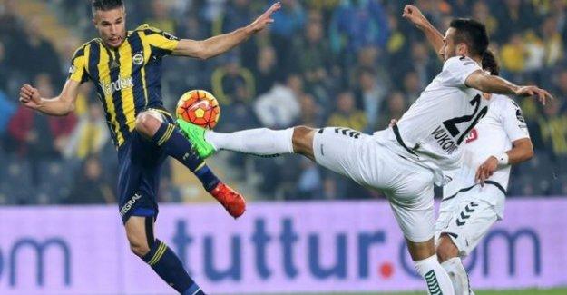 Fenerbahçe bugün Torku Konyaspor ile karşılaşıyor