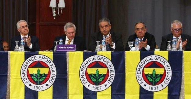 Fenerbahçe'nin 243 milyon 556 bin 838 lira borcu olduğu açıklandı