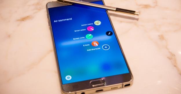 Galaxy Note 6 geliyor