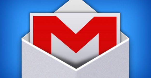 Gmail'e yeni güncelleme geldi