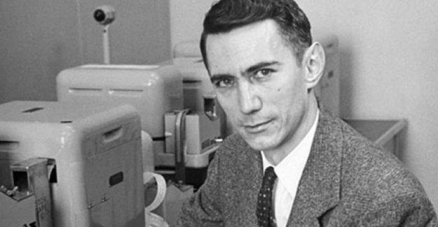 Google'ın 30 Nisan 2016 Doodle'ı Claude Shannon kimdir?