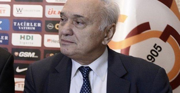 Hamdi Yasaman Galatasaray başkanı olmak için kolları sıvadı