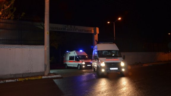 Hani'de Jandarma karakoluna saldırı