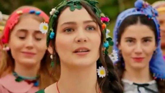 Hanım Köylü dizisinin oyuncusu İlkgün kimdir?