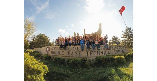 Instameet 13 Ankara'da ODTÜ'de gerçekleşti