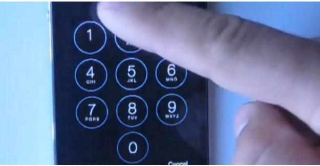 iphone şifresini kırdırmak 1 milyon dolar!