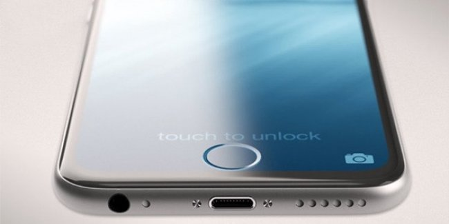 iPhone 7'de home tuşu değişiyor!