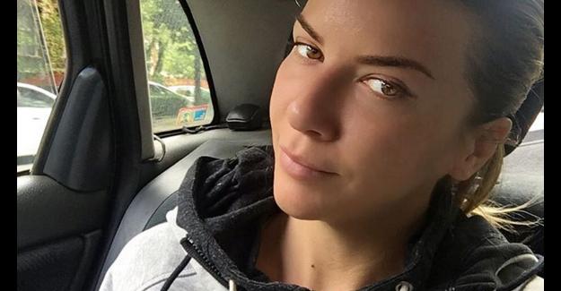 Ivana Sert'in makyajsız hali sabah programında çok konuşuldu