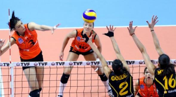 Kadınlar Voleybol Lig şampiyonu Vakıfbank
