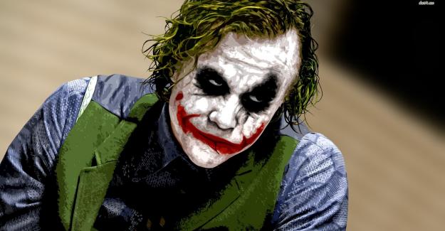 Kahramanlardan çok sevilen antikahraman 'Joker'
