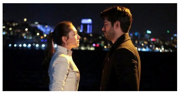 Kara Sevda 28. bölümde Kemal ve Nihan ayrılırken hangi şarkı çaldı?