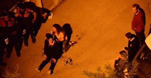Karı-koca otopark sorunu yüzünden öldürüldü