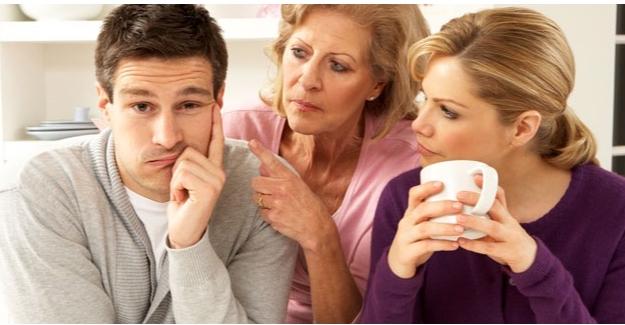 Kayınvalide ile Yaşamak Boşanma Sebebi