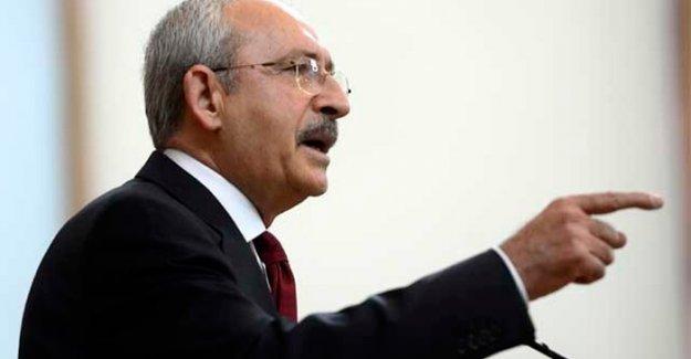 Kılıçdaroğlu: Erken seçim hazırlıklarına başladık