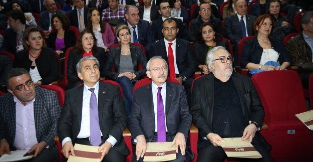 Kılıçdaroğlu, Sarıgül'ü kıskandırdı