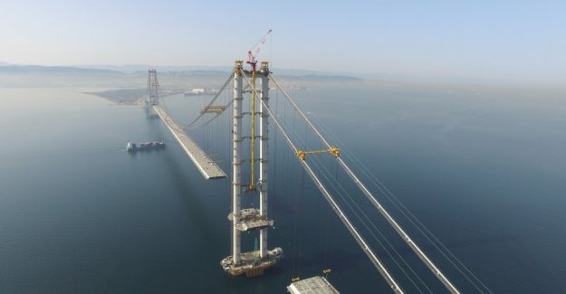 Körfez Köprüsü'nde sona doğru. Geçiş ücreti ne kadar olacak?