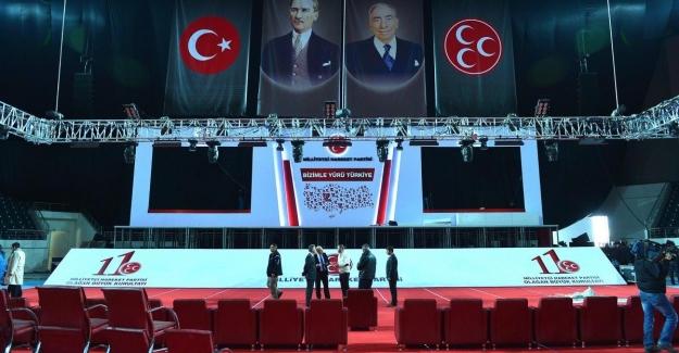 Mahkeme MHP'nin Olağanüstü Kurultay'a Gitmesine Karar Verdi