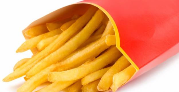 McDonald's ''yiyebildiğin kadar ye'' kampanyası!