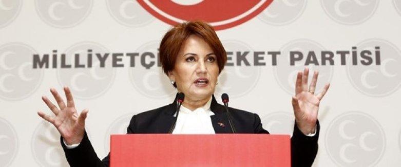 Meral Akşener'den Devlet Bahçeli'ye cevap