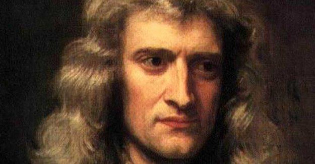 Newton'ın günahlarını yazdığı liste