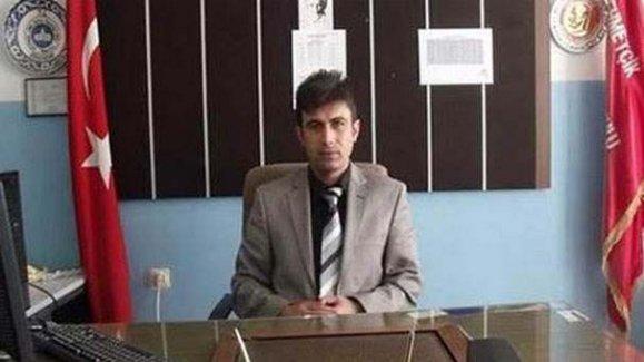 Öldürülen terörist okul müdürü çıktı
