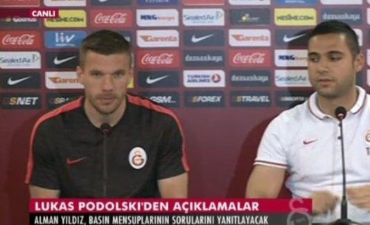 Podolski: Şampiyonluk yarışında Beşiktaş daha avantajlı