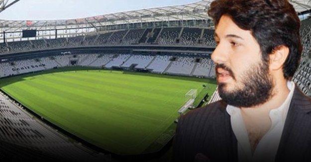 Reza Zarrab'ın locası artık yok