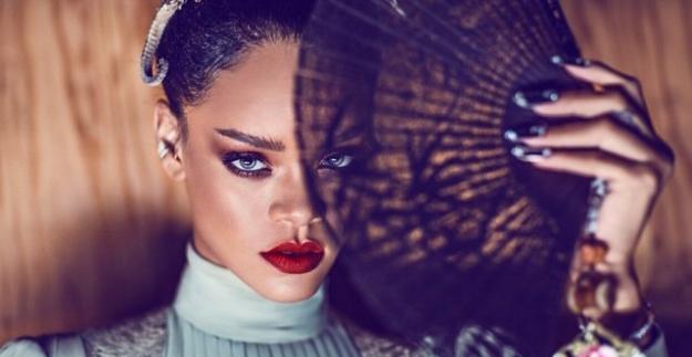 Rihanna'nın klibine yaş sınırı..