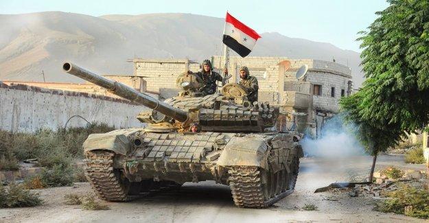 Rusya: Suriye Rakka'ya harekata hazırlanıyor