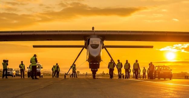 Solar Impulse Yakıt Kullanmadan Hava Yolculuğuna Devam Ediyor