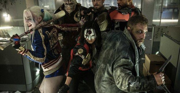 Suicide Squad ne zaman vizyona girecek?