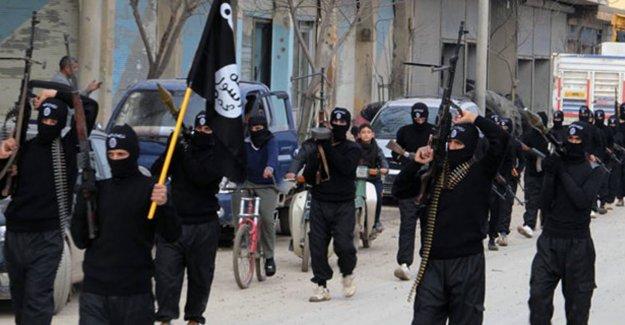 Suriye'deki IŞİD hedeflerine hava saldırısı düzenlendi